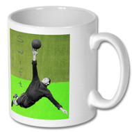 MCFC Frank Swift Full Colour Mug - Free UK Delivery