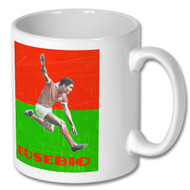 Eusebio Full Colour Mug - Free UK Delivery