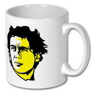 Ayrton Senna Legends Mug - Free UK Delivery