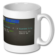 Oxford United FA Cup Ceefax Mug - Free UK Delivery