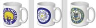 Retro Leeds United Mug Collection - Free UK Delivery