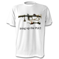 Bring Up The PIAT T-Shirt - Free UK Delivery