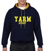 Adult Yarm 'Yale Style' Hoodie -