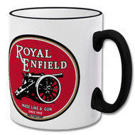 Retro Royal Enfield Mug - Free UK Delivery