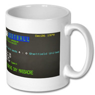Sheffield Boxing Day Massacre Ceefax Mug - Free UK Delivery