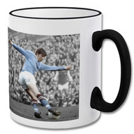 MCFC Bell, Lee, Summerbee, Young Mug Collection