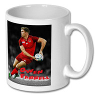 Owen Farrell Full Colour Mug - Free UK Delivery