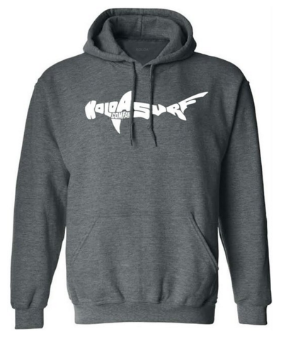 Hammerhead Shark Logo hoodies