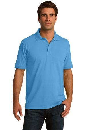 e0a00096 Port & Company 5.5-Ounce Jersey Knit Polo. KP55. - JOESUSA.COM