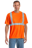 CornerStone - ANSI 107 Class 2 Safety T-Shirt. CS401.