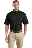 CornerStone - Short Sleeve SuperPro Twill Shirt. SP18.