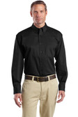 CornerStone - Long Sleeve SuperPro Twill Shirt. SP17.