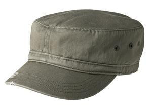 ca01a3f8bd7 District - Distressed Military Hat. DT605