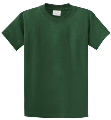 Tall Heavyweight 6.1-ounce, 100% cotton T-Shirts in 50 Colors. Sizes LT-4XLT
