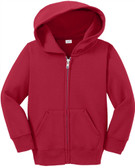Joe's USA Infant Full-Zip Hooded Sweatshirt