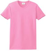 Womens Heavyweight 6.1-ounce, 100% Soft Spun Cotton T-Shirts in 37 Colors XS-4XL