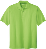 Mens Classic Silk Touch Polo Shirts in 36 Colors and Sizes: XS-6XL