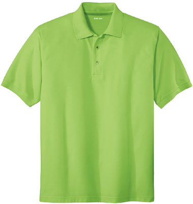 07aaae54 Mens Classic Silk Touch Polo Shirts in 36 Colors and Sizes: XS-6XL -  JOESUSA.COM
