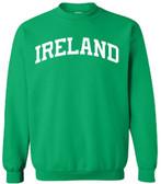 Ireland Logo Long Sleeve, Crewneck & Hoodie