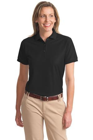 2fe1ae5a Port Authority - Ladies Silk Touch Polo. L500. - JOESUSA.COM