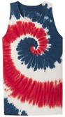 USA Rainbow tie-dye