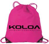 Tropic Pink / Black logo