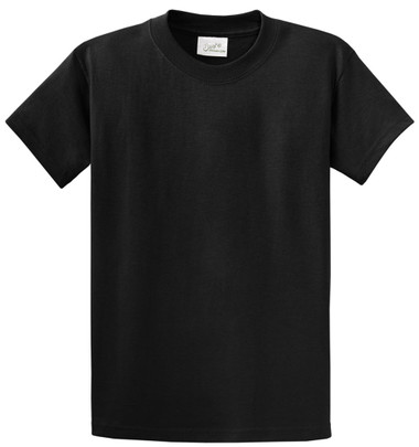 Mens 4.5oz Soft Cotton Lightweight T-Shirts in Sizes S-6XL