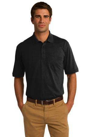 f05a9fd50c0 Mens 5.5-Ounce Jersey Knit Pocket Polo. Adult Sizes  S-6XL - JOESUSA.COM