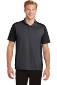 Men's Colorblock Micropique Sport-Wick Polo