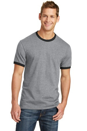 4164873b85e3 ... 5.4-oz 100% Cotton Ringer Tee. PC54R. Loading zoom. Hover over image to  zoom