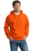 Joe's USA Men's DryBlend Pullover Hooded Sweatshirt
