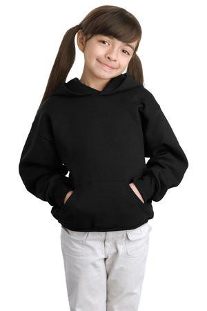 0d5bb910da4 Hanes - Youth Comfortblend EcoSmart Pullover Hooded Sweatshirt. P470 ...