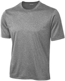 Men's Athletic Heather All Sport Training T-Shirts