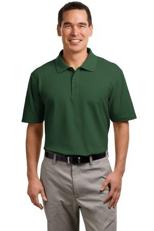 Mens Tall Stain-Resistant Polo