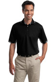 DRIEQUIP Men's Dry Zone Colorblock Ottoman Polo