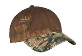 Port Authority Embroidered Camouflage Cap. C820.