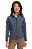 Port Authority Ladies Glacier Soft Shell Jacket. L790.