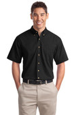 Port Authority Short Sleeve Twill Shirt. S500T.