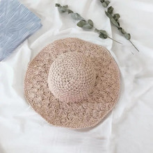 STRAW BLUSH PANAMA HAT