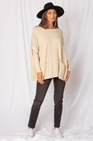 WILLOW KNIT TOP