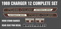CHARGER 9 10 12 and V8 kits