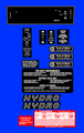 dash and console decals for 1988 and 1989 520 Wheel Horse tractors