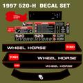 1997 520-H   DECAL EST