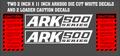 ARK 500 FRONT END LOADER DECAL SET