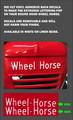 WHEEL HORSE ROUND HOOD DIE CUT VINYL LETTERS TO HI-LITE EXTRUDED LETTERS