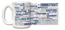Connecticut State Mug