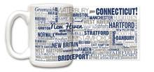 ConnecticutState Mug