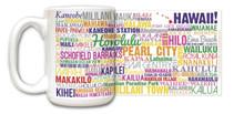 HawaiiState Mug