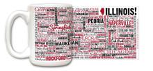 Illinois State Mug