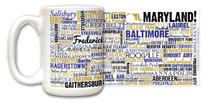 MarylandState Mug